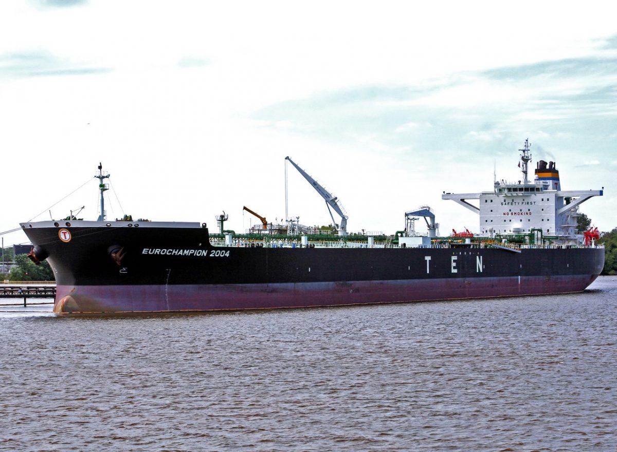 The Port Arthur Refinery